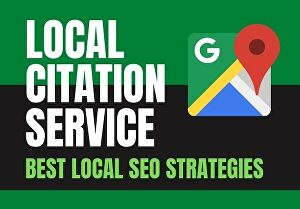 I will do top 150 USA local citations for local SEO rankings