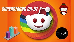 I will Create SUPERSTRONG DA97 30 High Quality Backlinks From Reddit