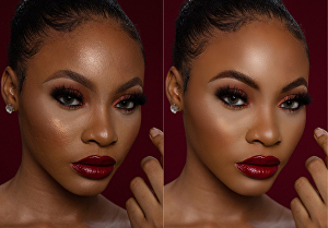 I will do professional high-end photo editing and retouching