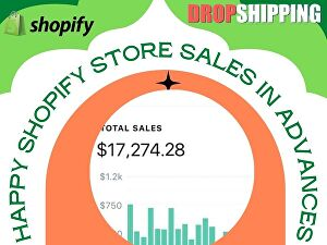 I will Create Profitable Shopify Dropshipping One Product Store with Shopify website