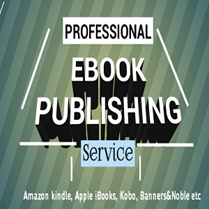 I will do ebook formatting and paperback book publishing on amazon kindle and other book stores