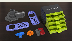 I will Create 3D Models for 3D Printing