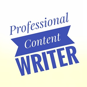 I will be your professional content writer